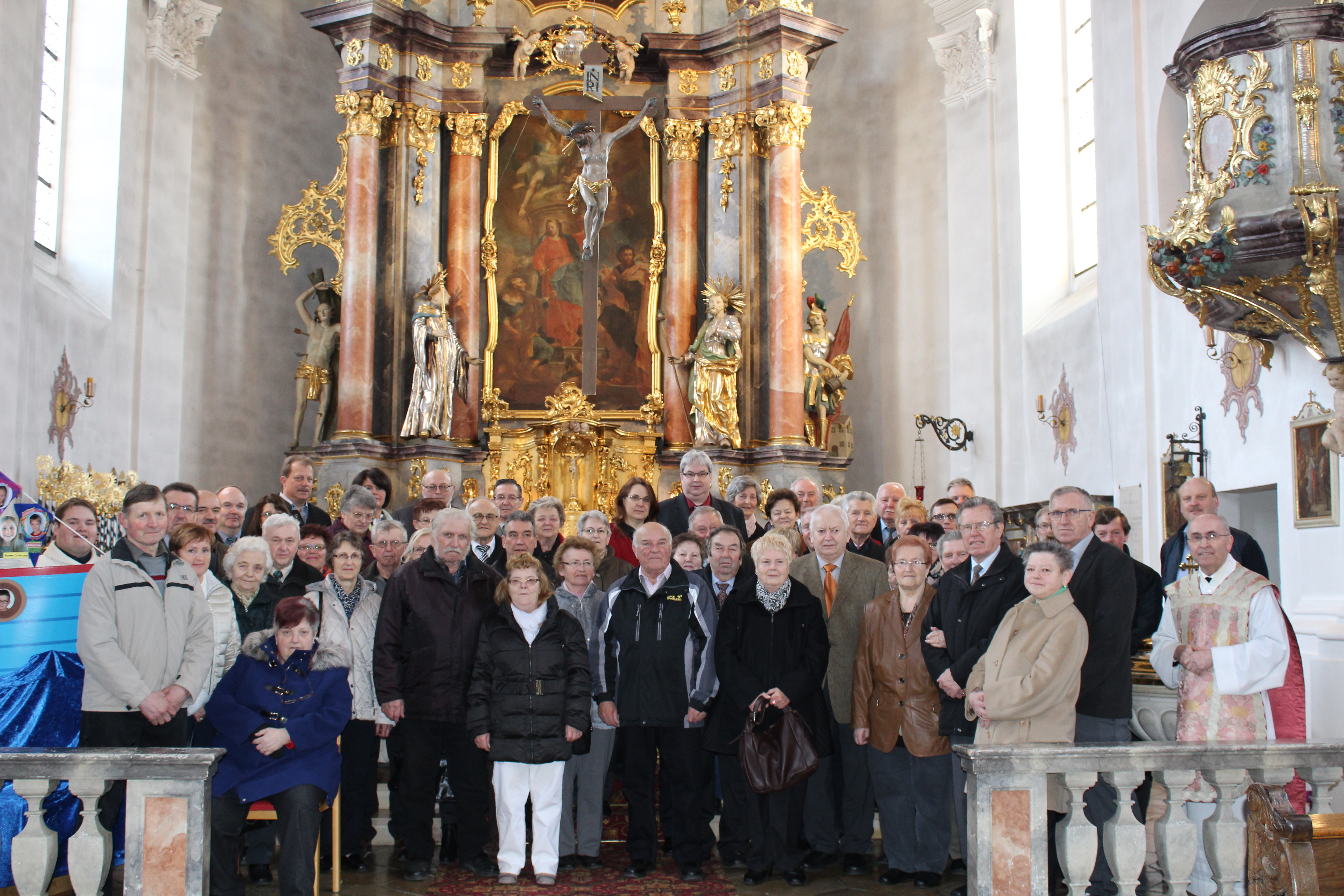 Pfarrei Beratzhausen